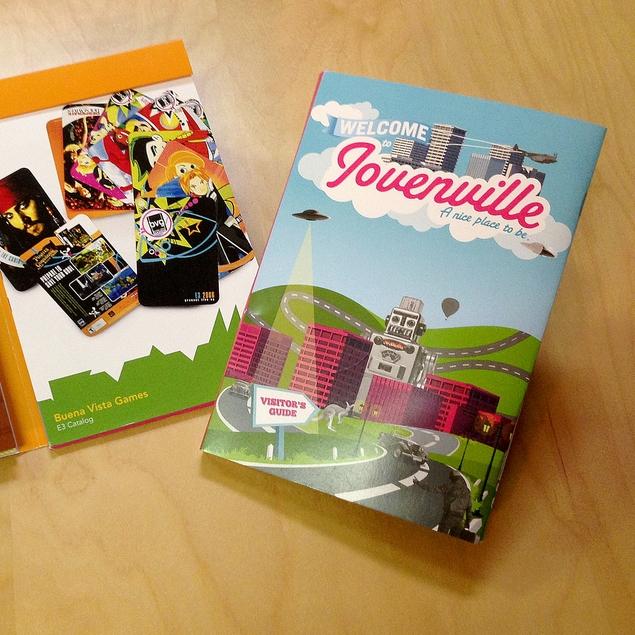 Jovenville Capabilities Brochure