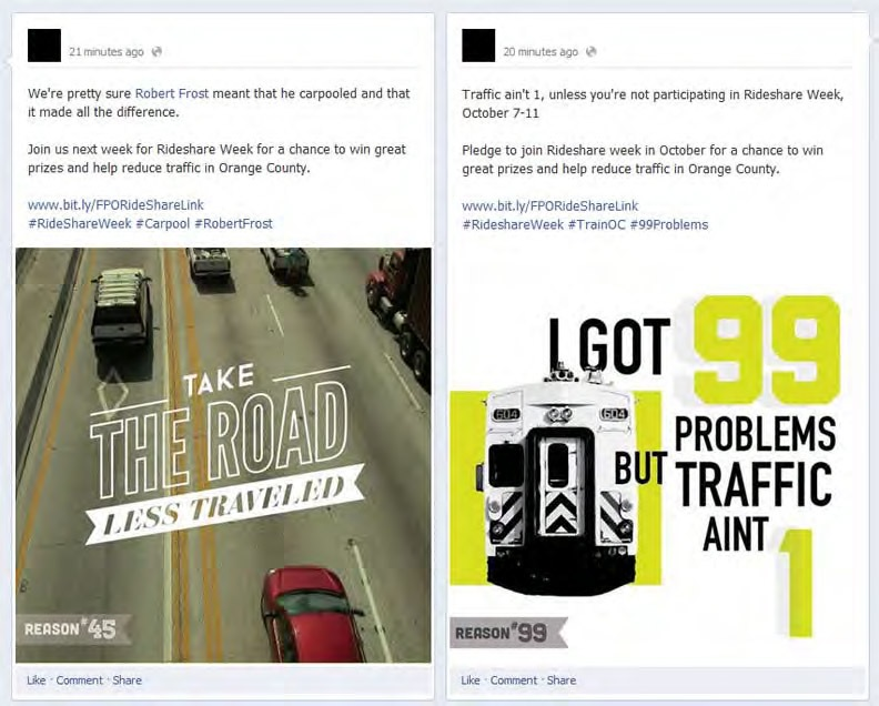 101 Reasons to Rideshare campaign.jpg