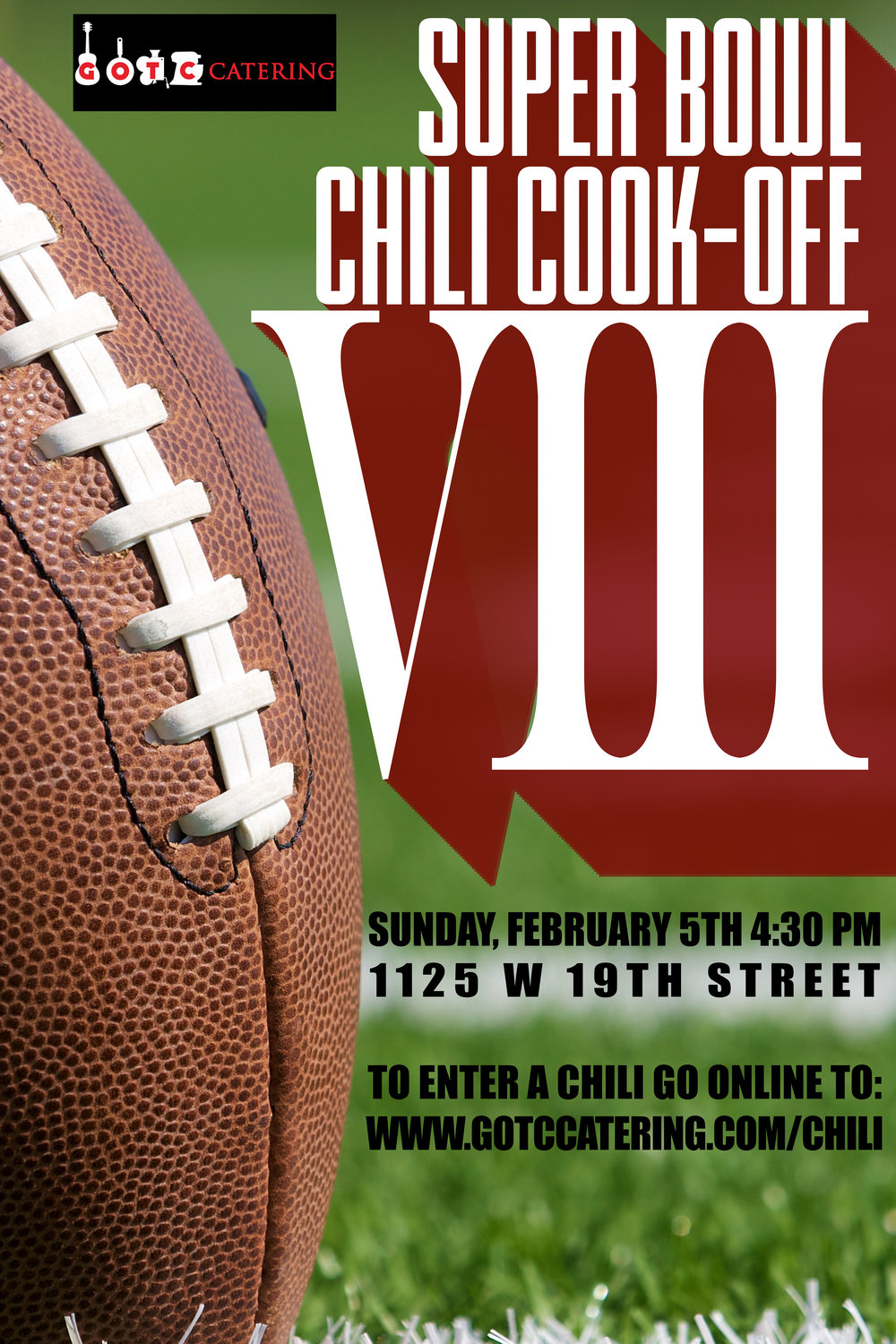 Super Bowl Chili Cook-Off VIII