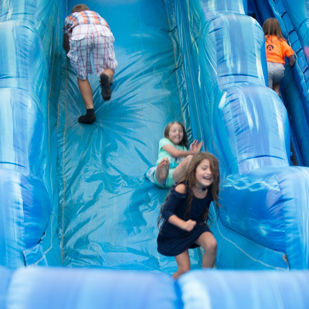 Bounce Houses -