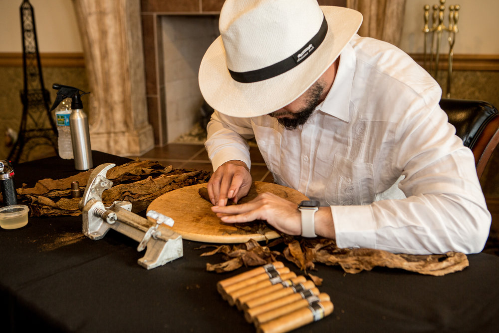 Hand Rolled Cigars