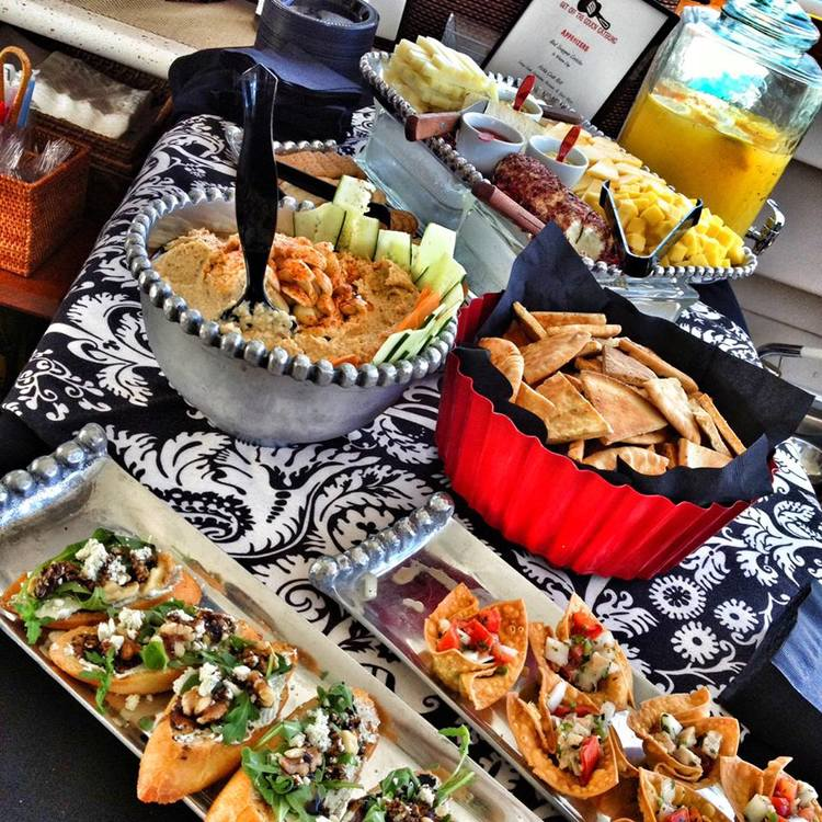 Galley Catering -