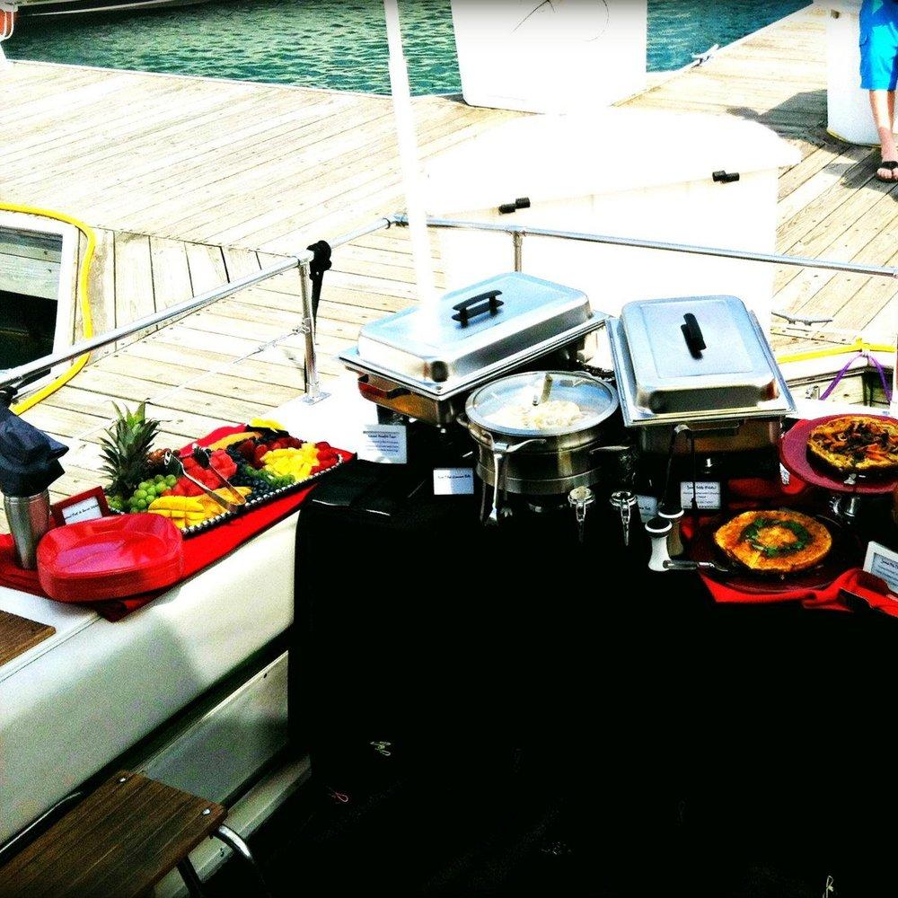 Dockside Brunch -