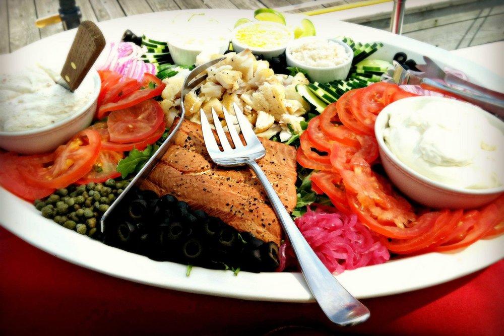 Smoked Fish Platter -
