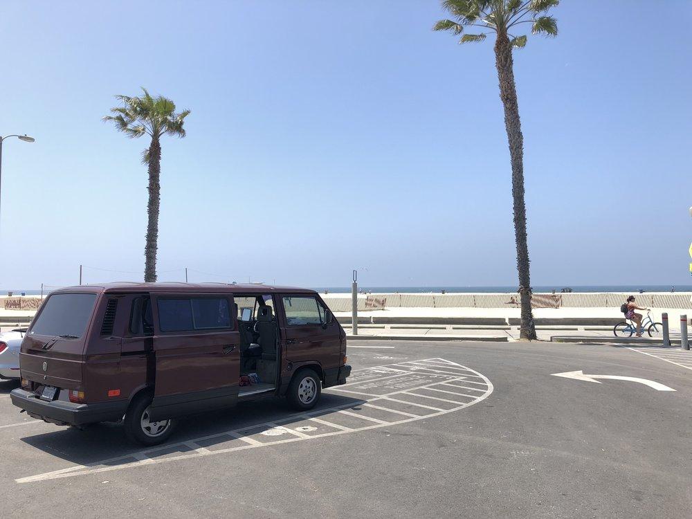 Wednesday - May 2018 - Santa Monica, CA - Unedited - Shot on iPhone
