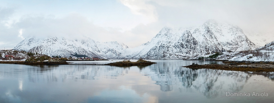 Taken in Lofoten Islands, Norway@2015