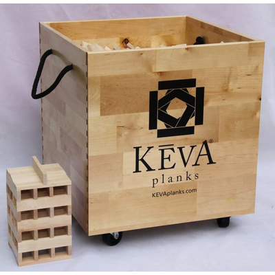 Keva planks for Plank blocks