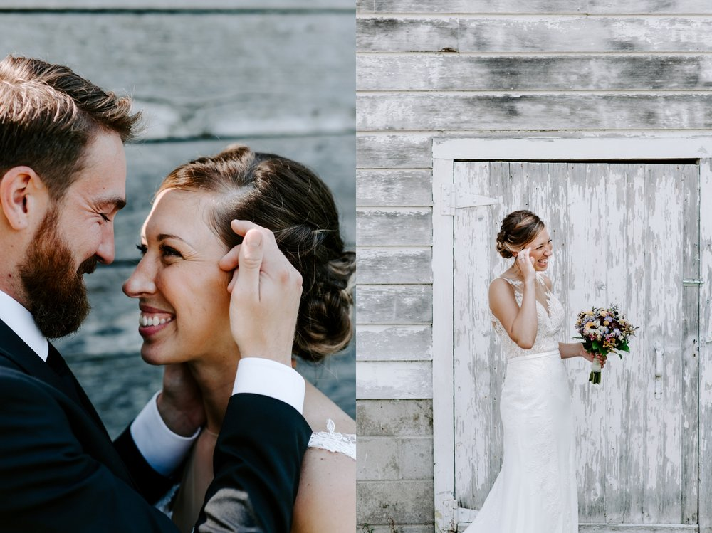 minnesota rustic barn wedding gilded sparrow photography