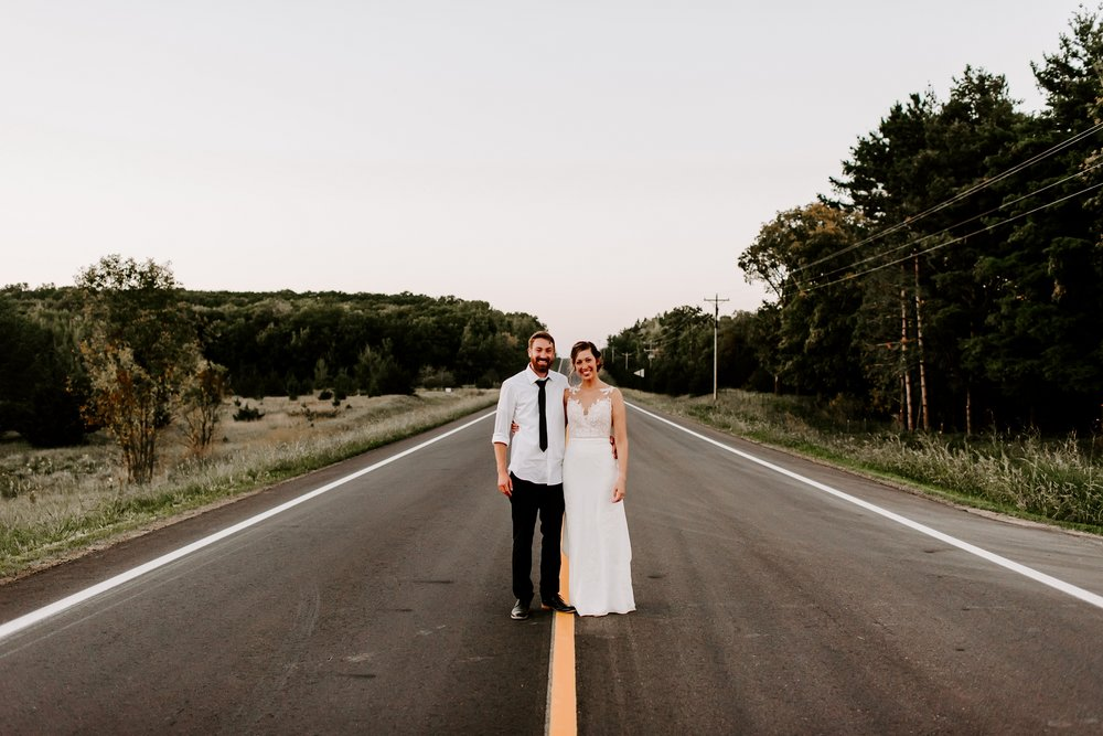 DUSTIN + STACEY - RUSTIC BARN WEDDING