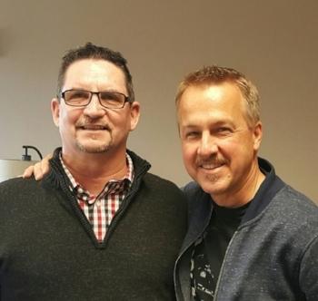 Bruce Paulus and Jon Ferguson