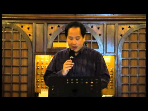 Mandarin Alpha Talks by Rev Jeffrey Tay