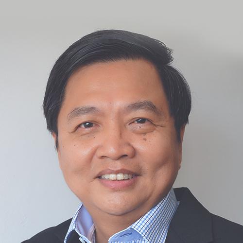 蓝钦强牧师 Pastor Lam Tien Kong