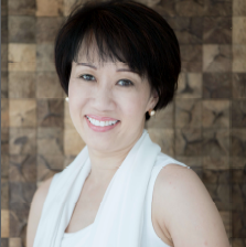 Karen Lam (Facilitator) Host and Series Producer, Power List Asia @ Channel News Asia