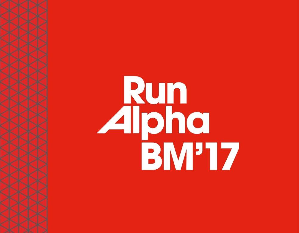 Konferensi Run Alpha BM'17