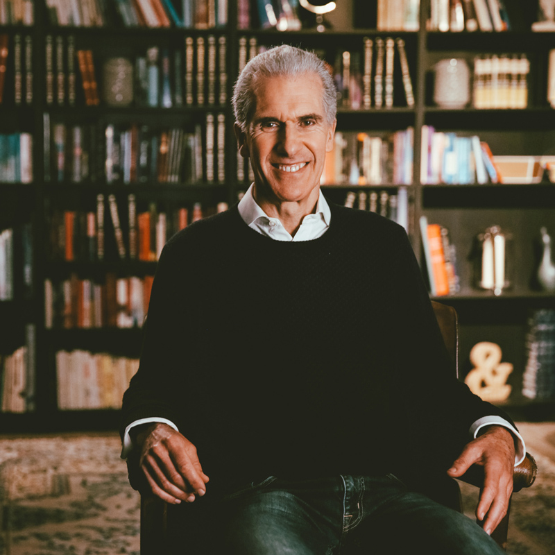 Nicky Gumbel é pioneiro do Alpha