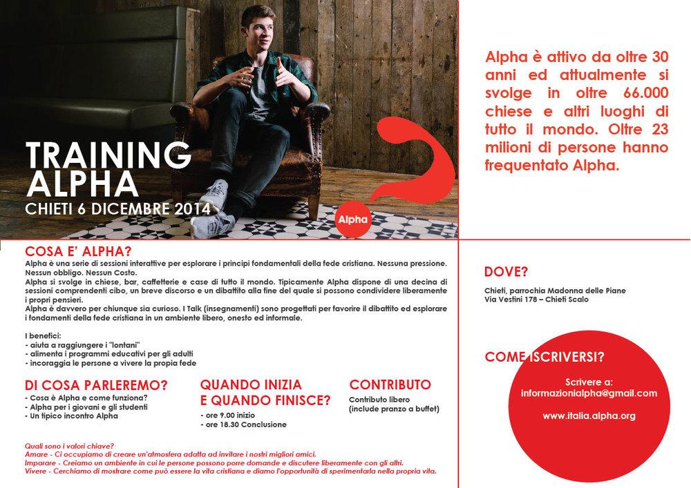 training.corso.alpha