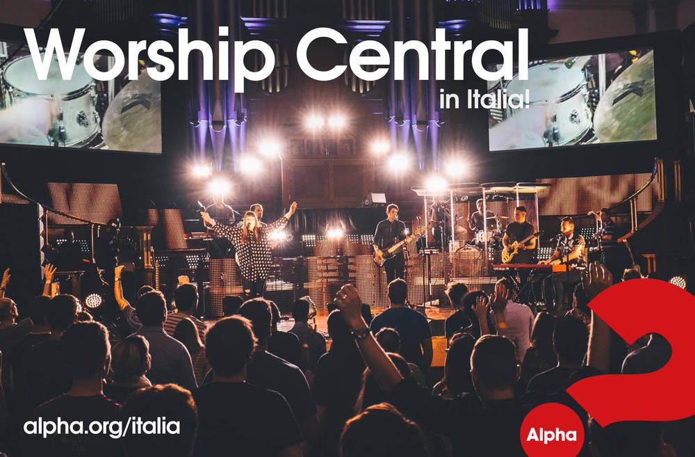 Alpha Worship Central Italia