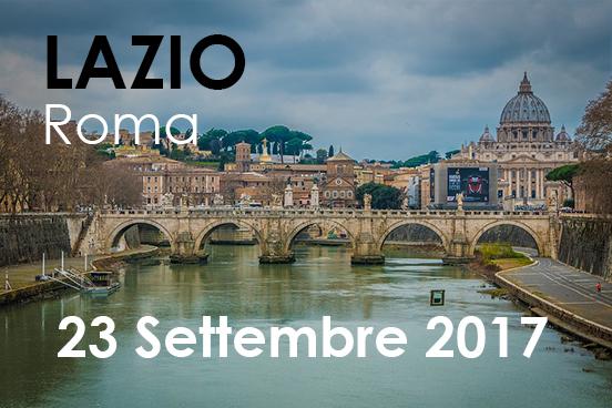 Iscriviti al training | 23 Settembre 2017 a Roma