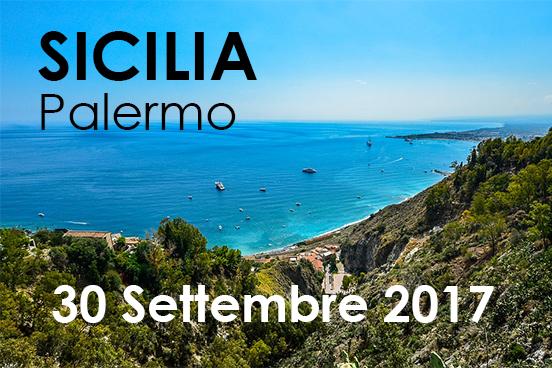 Iscriviti al training | 30 Settembre 2017 a Palermo
