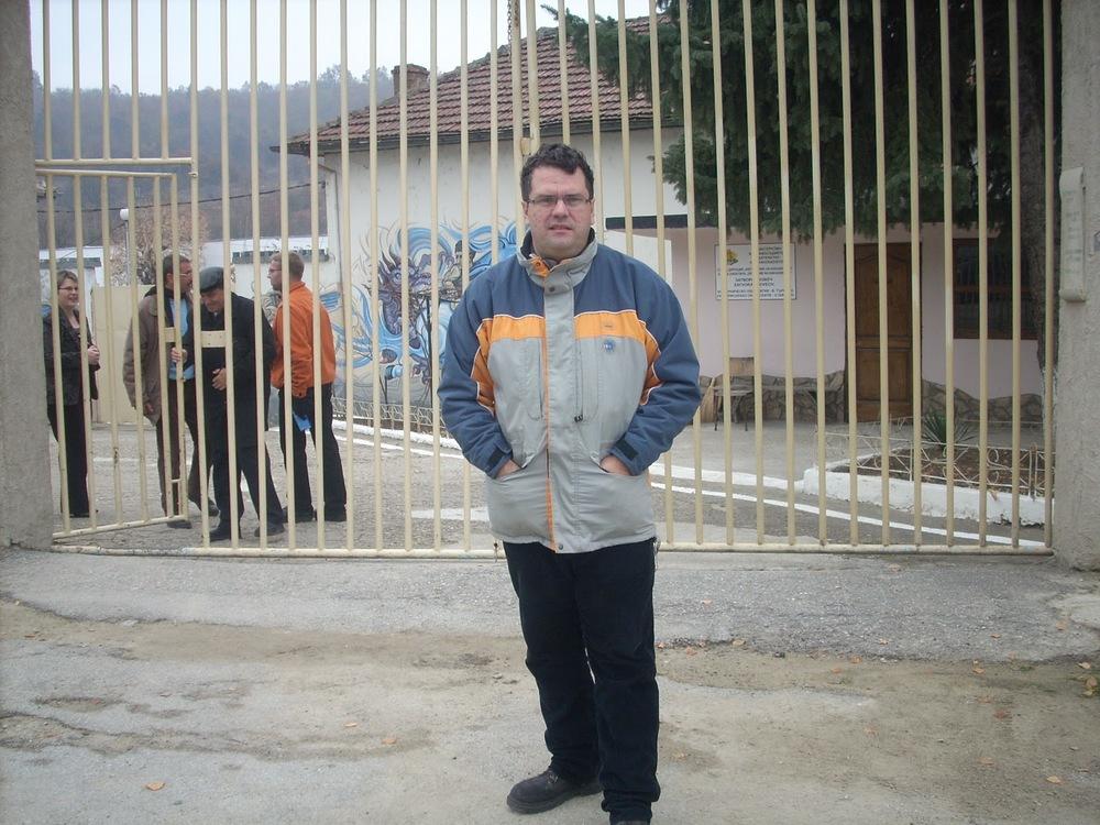 Pri ulasku u zatvor