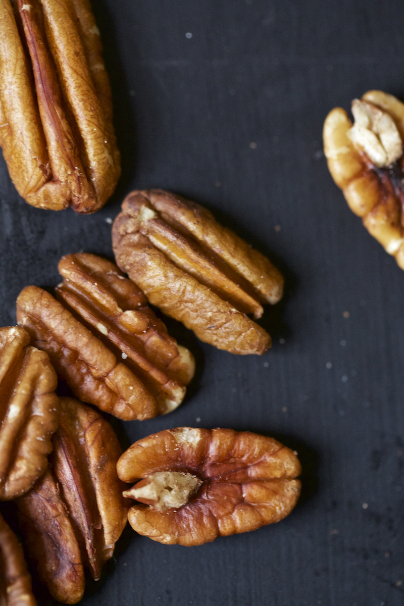 This month we focus on pecans.