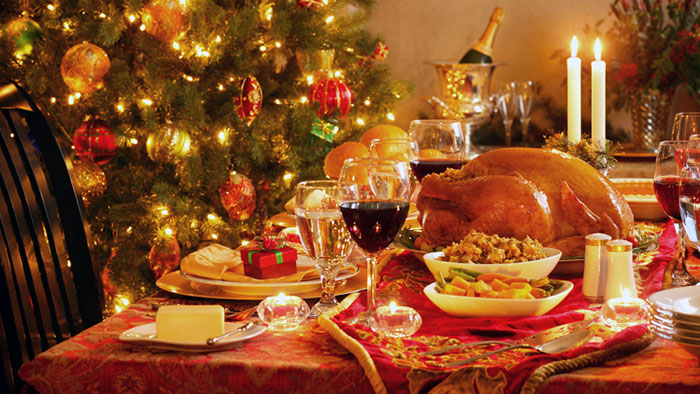 Surviving The Holiday Dinner Table: Casey Voorhies RD, LD, Dallas Nutritional Counseling
