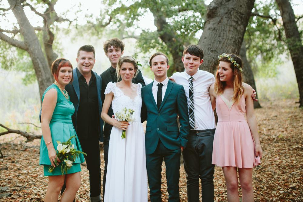 Beach Wedding Ceremony Oahu: Ana + Jamie Sierota // Malibu