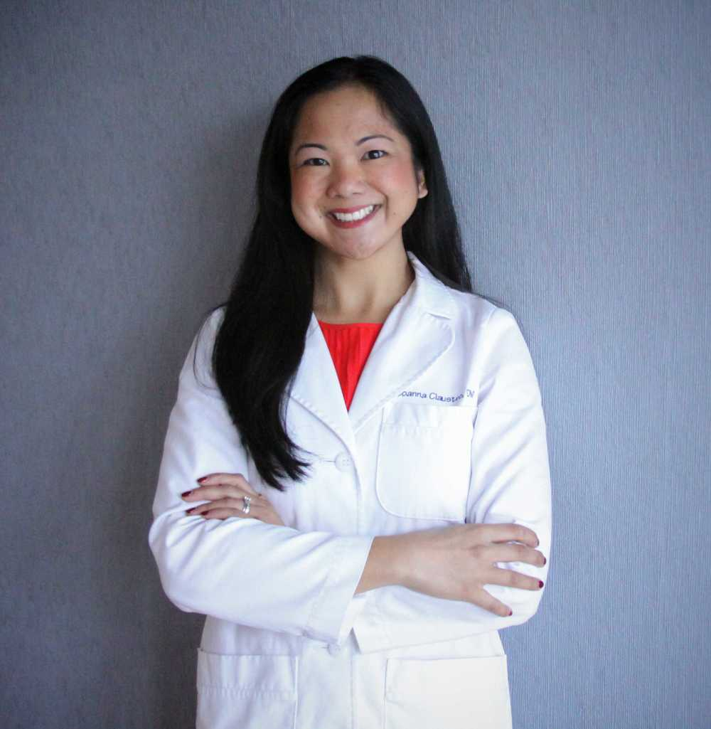 Click to learn more about Dr. Joanna Claustro!