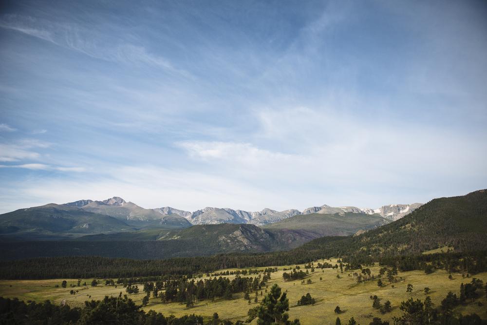 Rocky Mountain National Park // Colorado