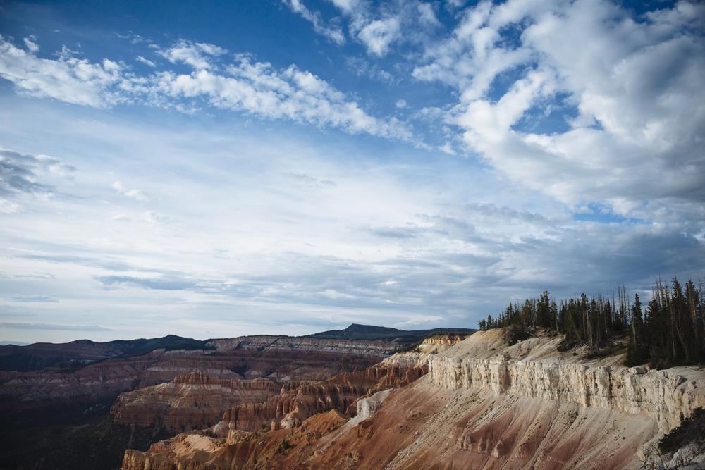 Cedar Breaks National Monument // Dixie National Forest // Utah