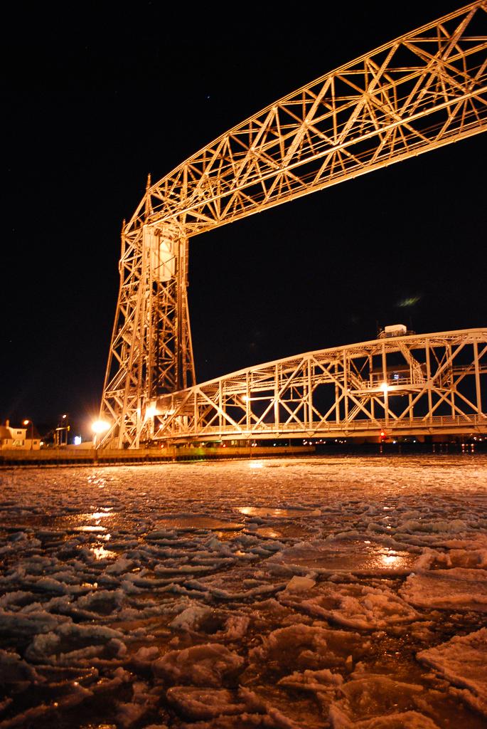 Aerial Lift Bridge // Duluth, Minn.