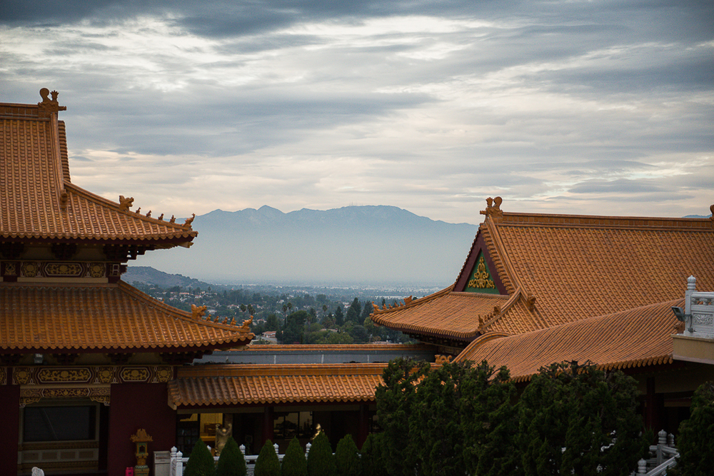 His Lai Temple // Hacienda Heights, Calif.