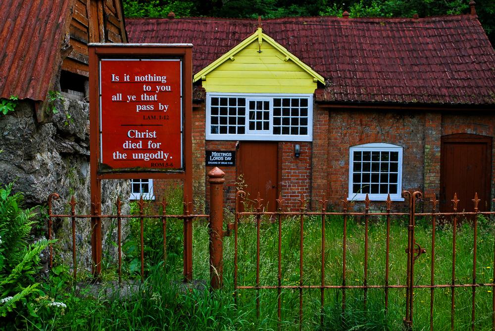 Lustleigh, England // Dartmoor National Park