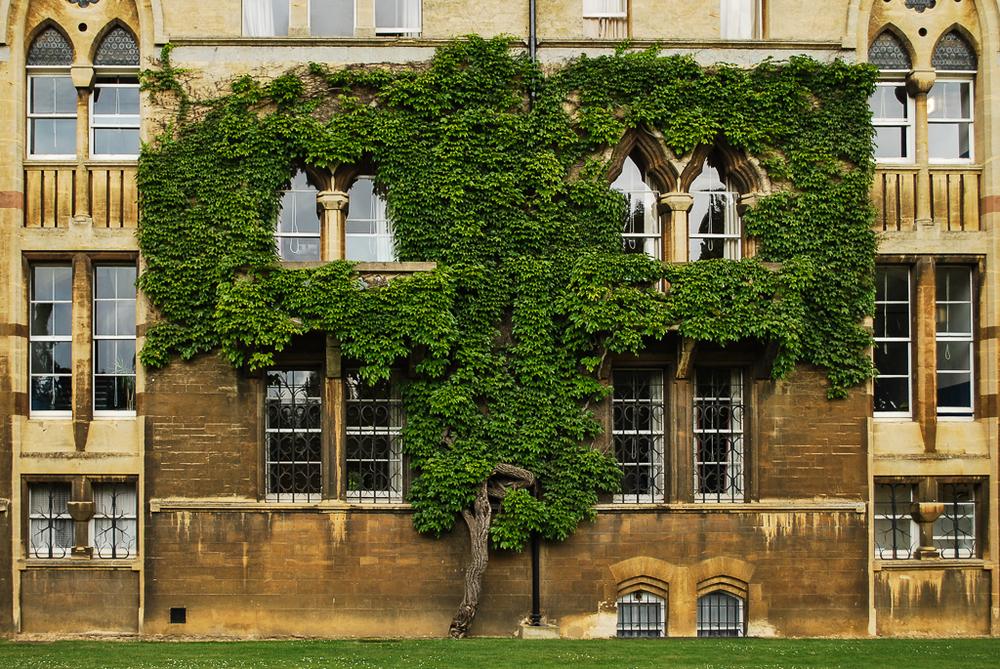 Christ Church College // Oxford, England