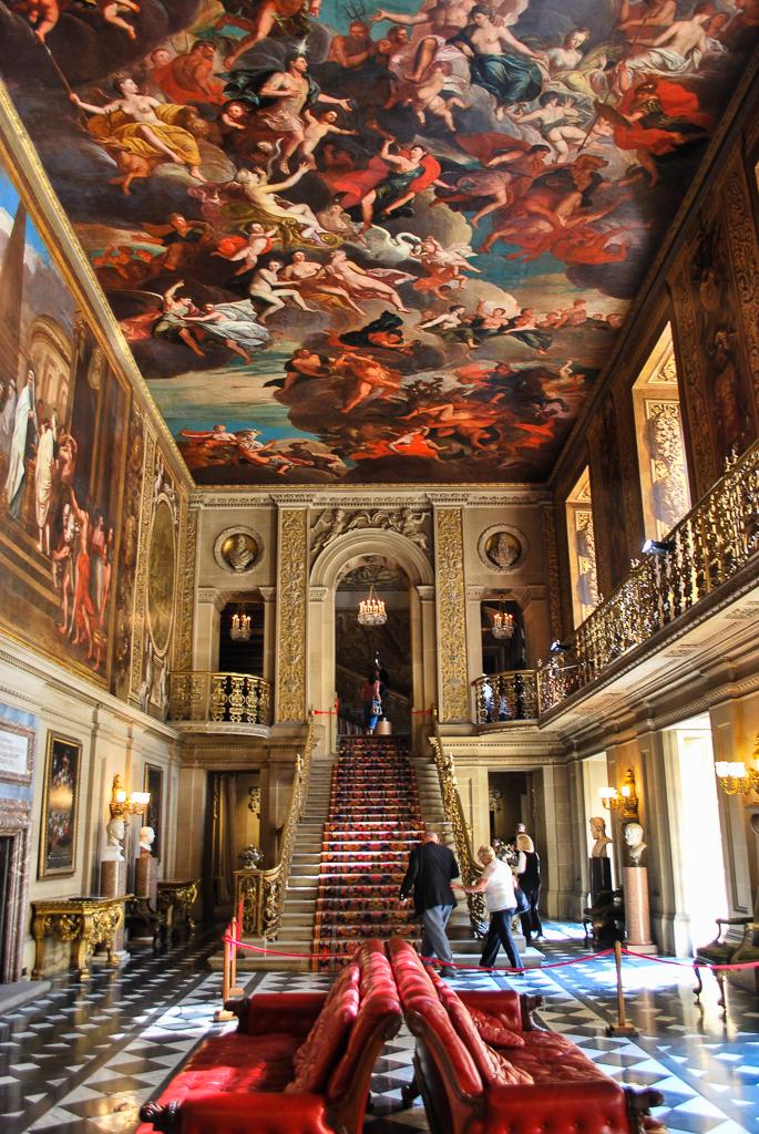 Chatsworth House // Chatsworth, England