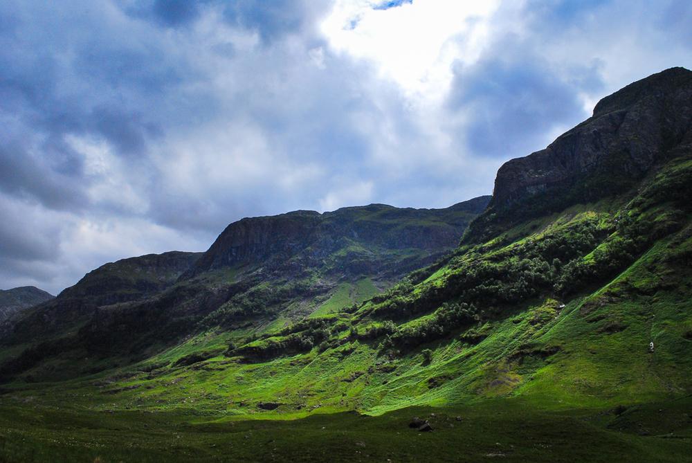 The Highlands // Scotland