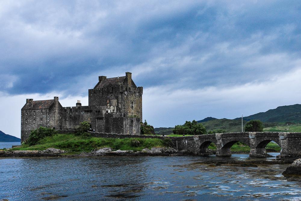 Eilean Donan Castle // Scotland
