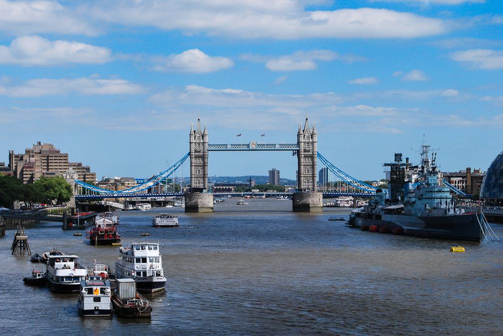 Tower Bridge // London, England