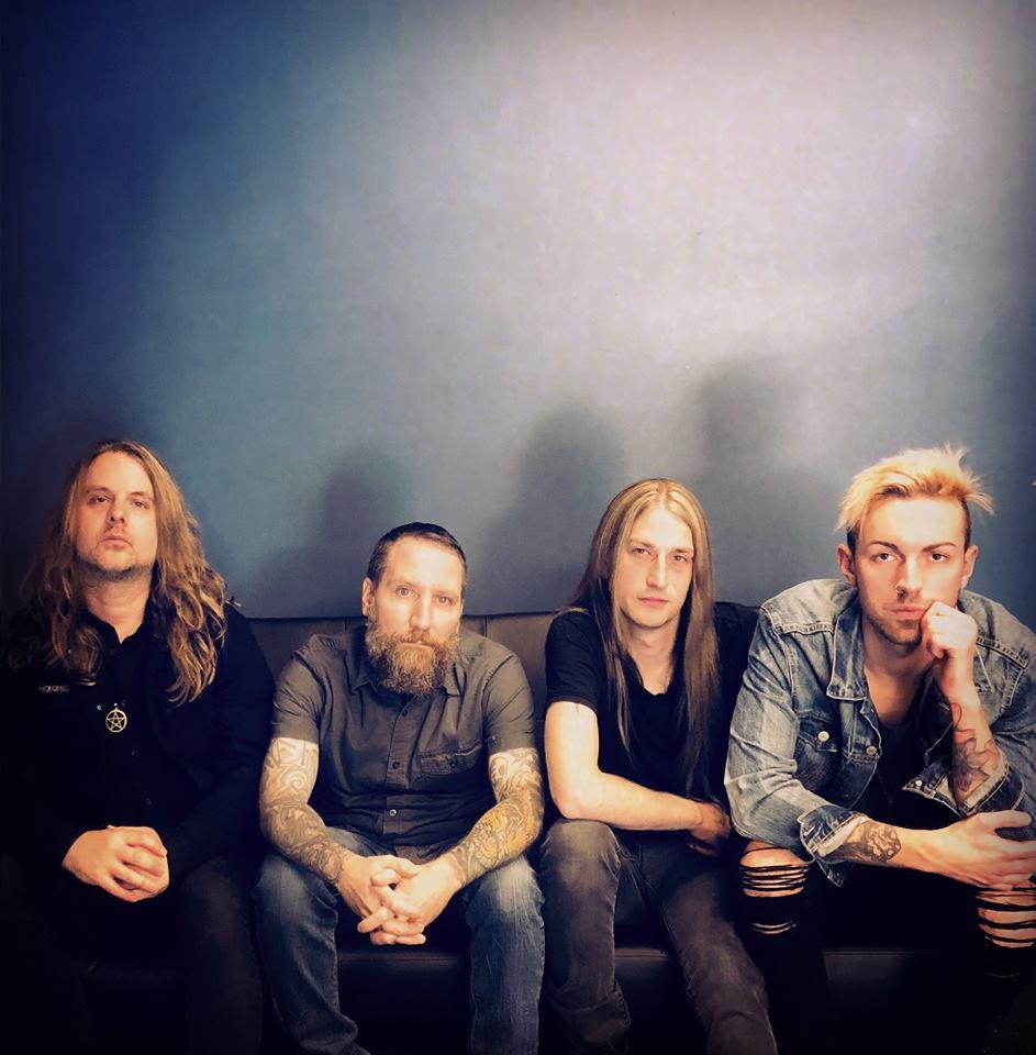 Jason - Bass | Andrew - Vocals | Quinn - Guitar | Justin - Drums