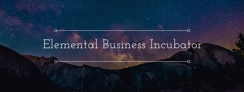 Elemental Business Incubator Welcome Page