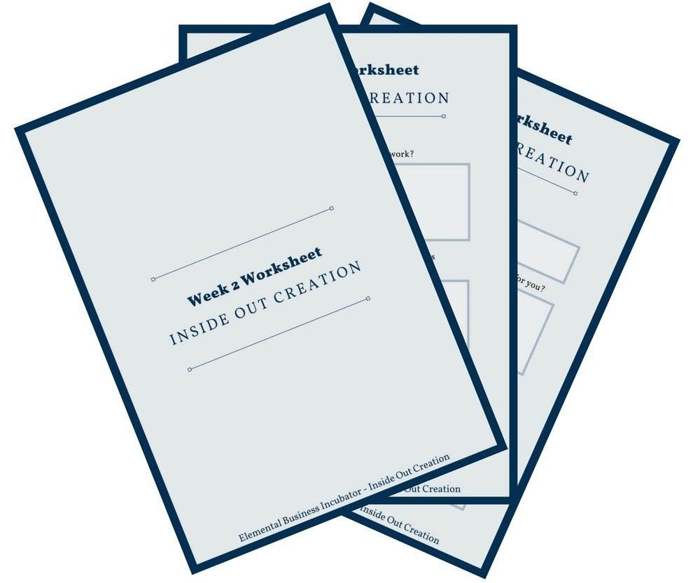 Week 2 Worksheet