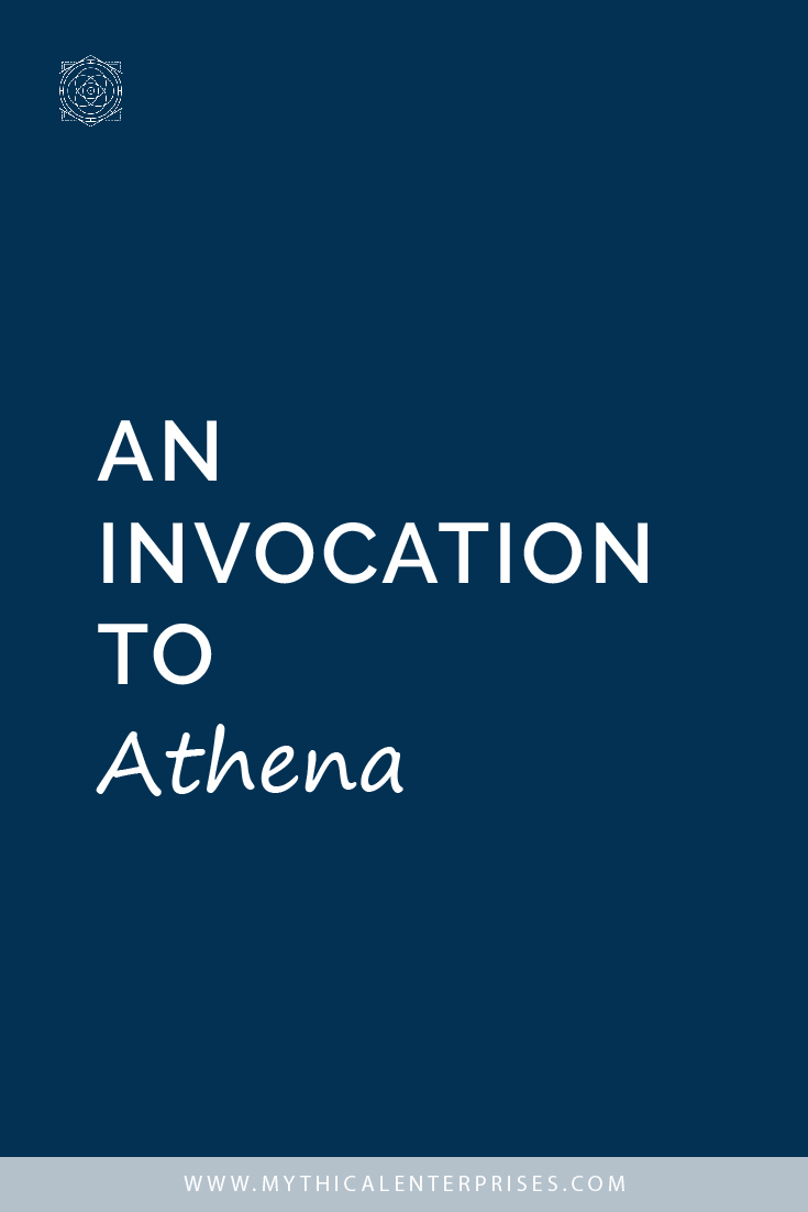 An Invocation to Athena