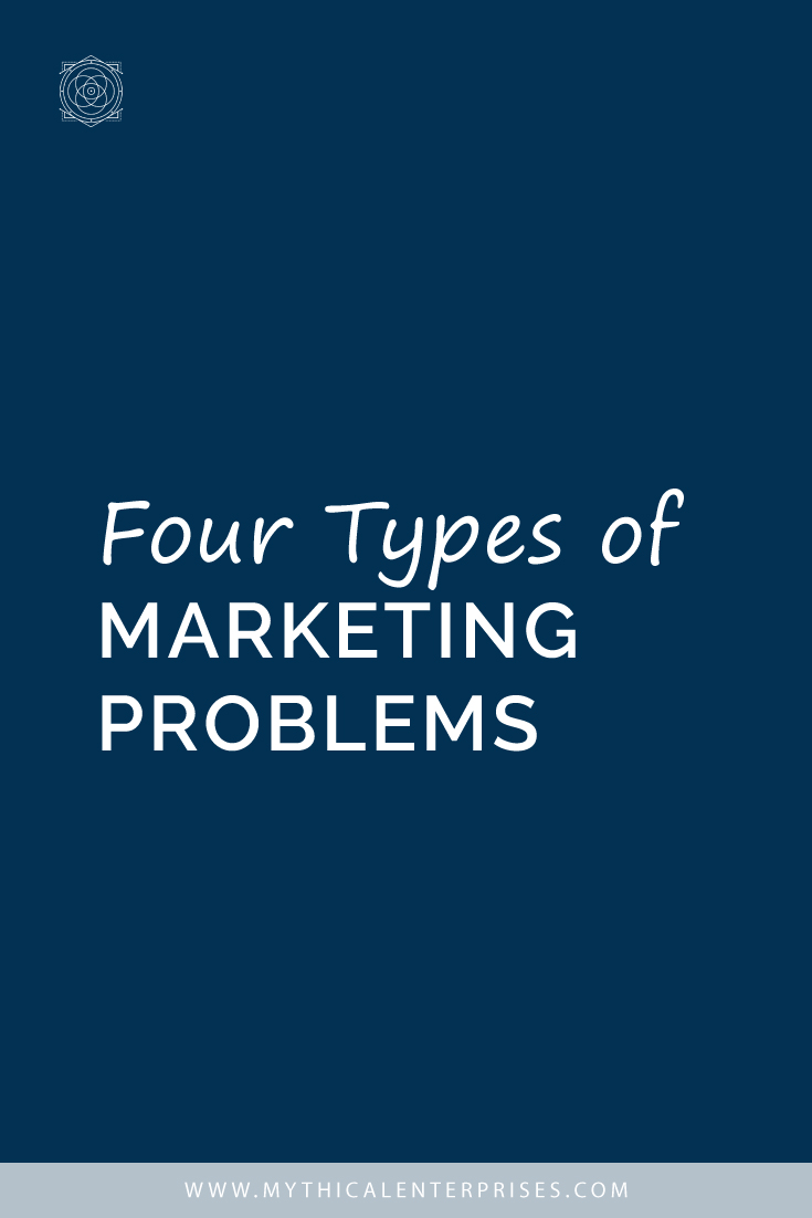 Four Types of Marketing Problems