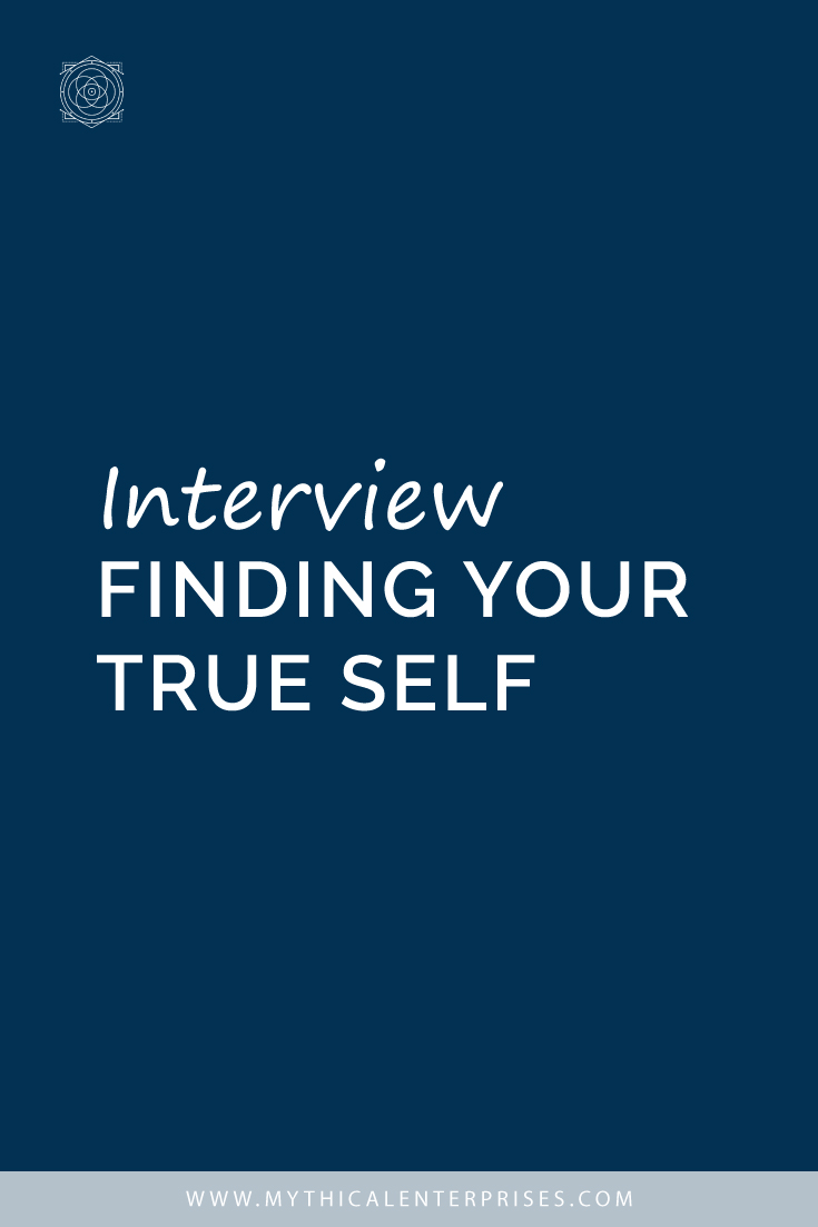Interview: Finding Your True Self