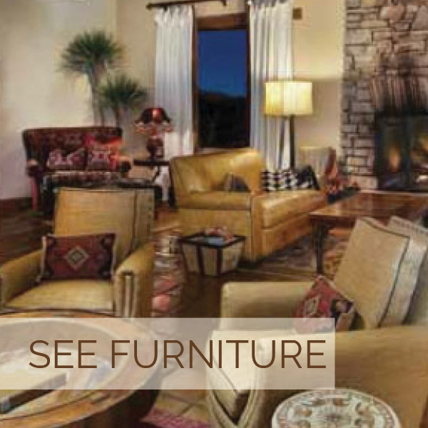 Furniture, Sunset Interiors, Plaza Colonial, Tucson, AZ