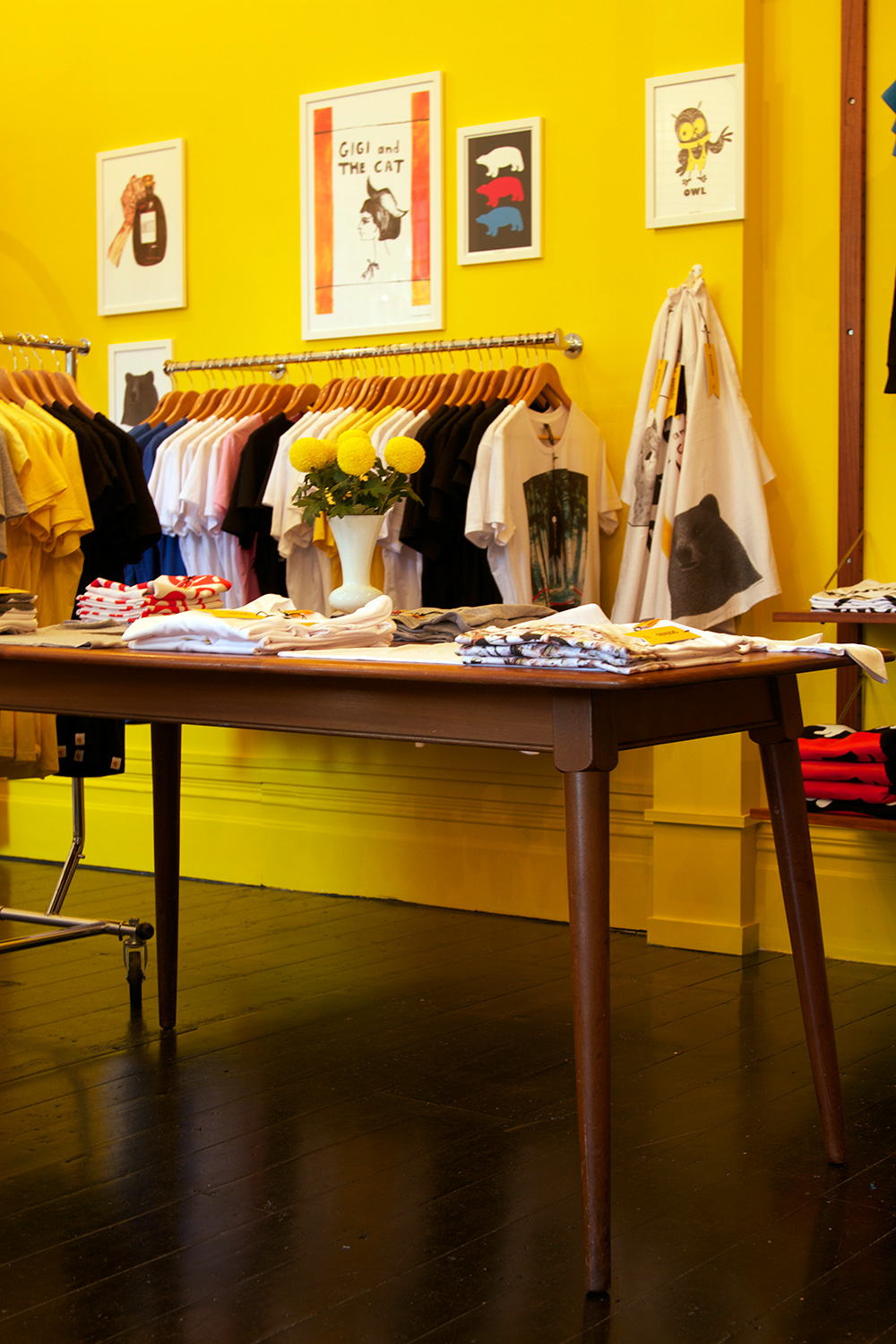 Pop-up Shop Interior