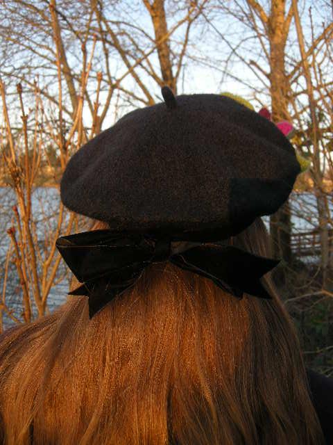 Bonny Wee Bonnet (back)