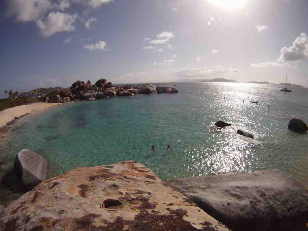 Devil's Bay - The Baths (BVI's)