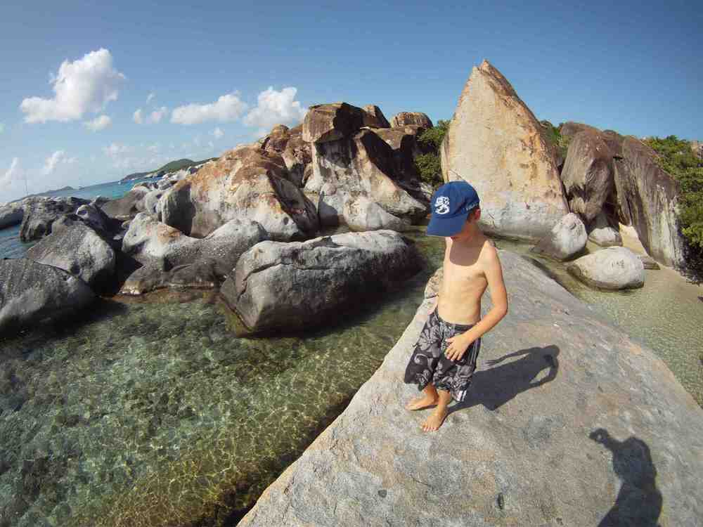 The payoff: the Virgin Islands