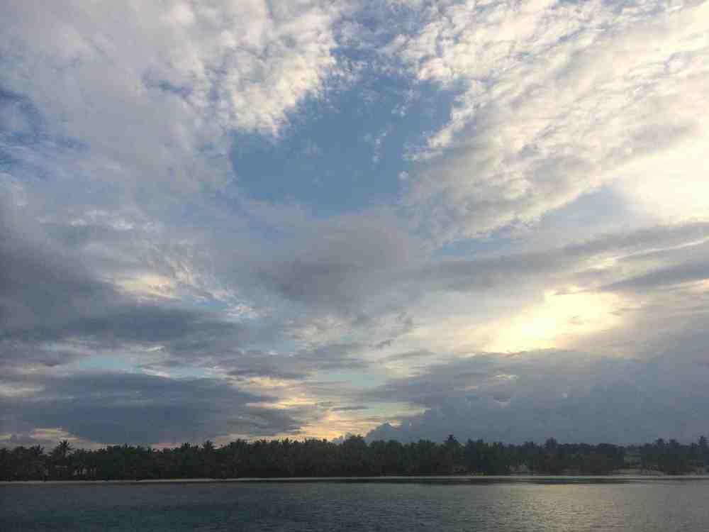 Sunset at Cat Cay, Bimini Islands